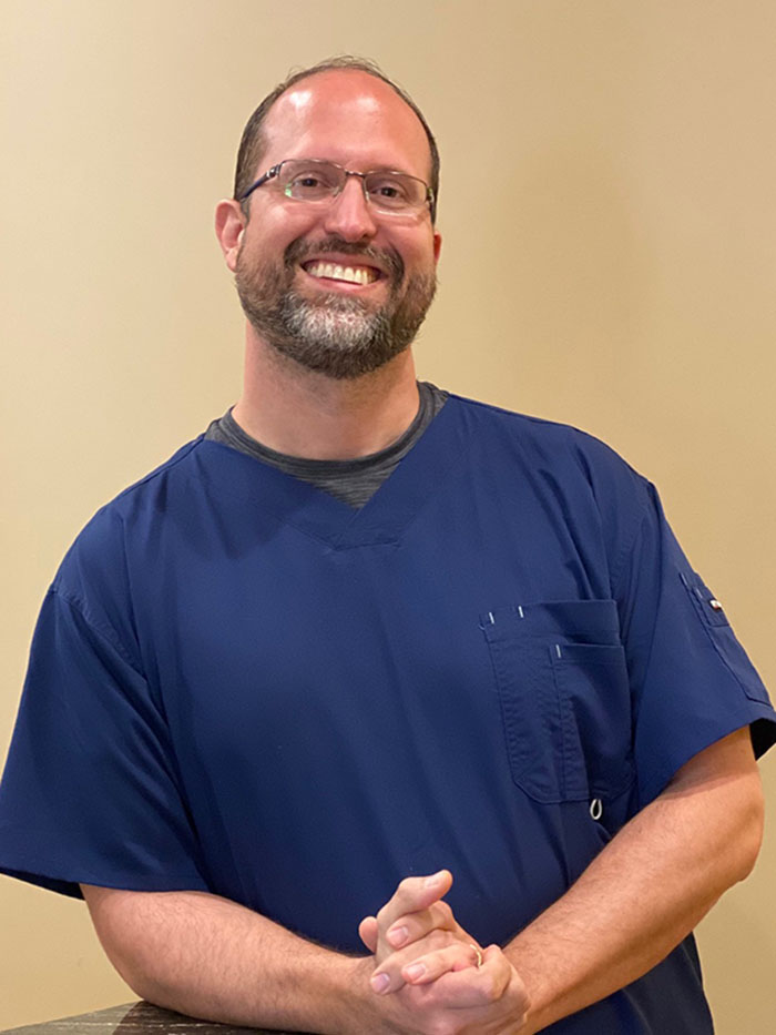 broken arrow endodontics Dr. David Woodard